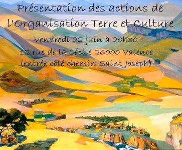 Հող եւ Մշակոյթ // Terre et Culture