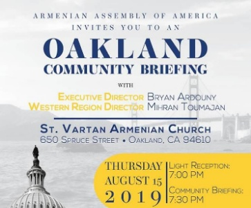 Oakland Community Briefing