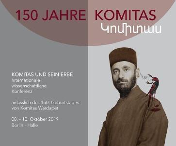 150 Jahre Komitas