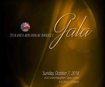2018 ANCA Western Region Annual Banquet