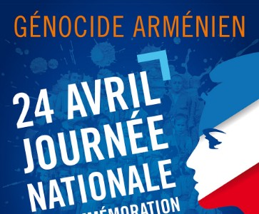 24 Avril - Journée Nationale de Commémoration