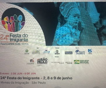 24a Festa do Imigrante - Immigrant's Party