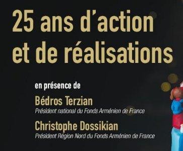 25 ans d'action et de réalisations