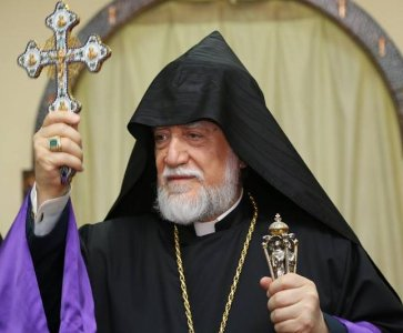 50th Anniversary of the ordination to the priesthood of HIS HOLINESS CATHOLICOS ARAM I