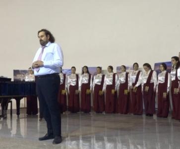 Շուշիի Վարանդա պետական երգչախմբի 27-րդ համերգաշրջան