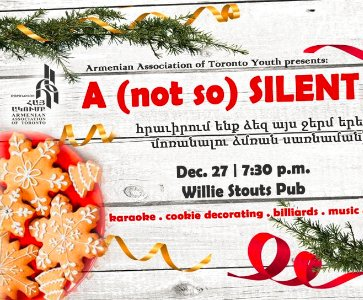 A (not so) SILENT NIGHT