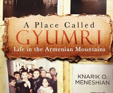 A Place Called Gyumri - Book presentation and Signing