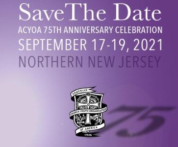 ACYOA 75th Anniversary Celebration Weekend