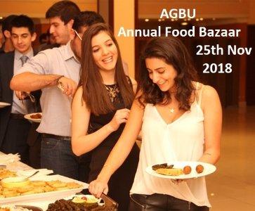 AGBU Annual Christmas Bazaar and Food Fair