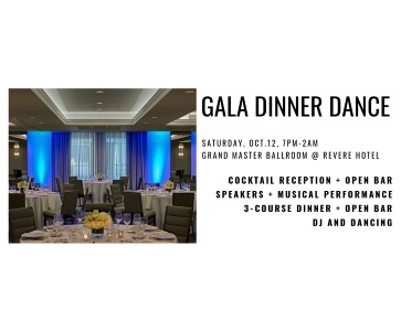 AGBU Beacon - Saturday Night - Gala Dinner Dance