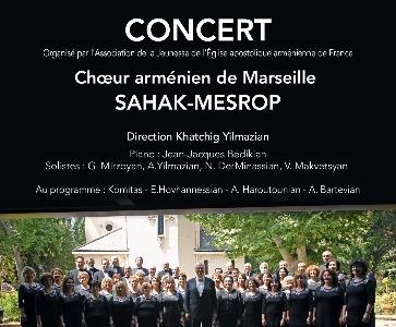 Chœur arménien de Marseille Sahak-Mesrop