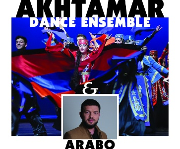 POSTPONED: Akh'tamar Dance Ensemble with Arabo Ispiryan