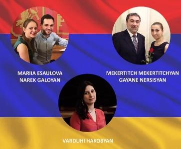 Anniversaire de la première République d'Arménie