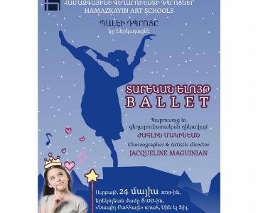 Annual Ballet Show