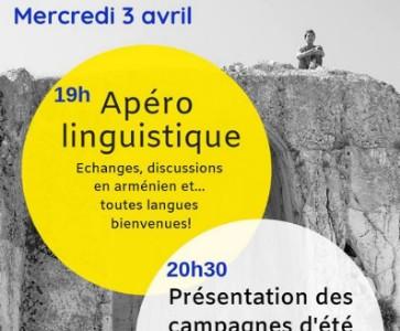 Apéro linguistique