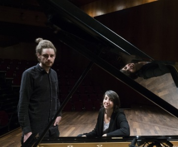 Areni Agbabian & Nicolas Stocker Duo