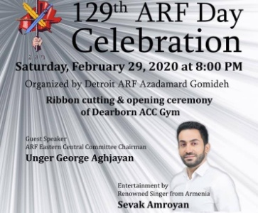 ARF Day Celebration