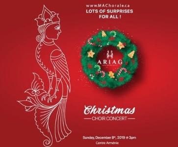 ARIAG Choir - Christmas Concert