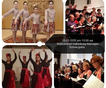 Armeense culturele middag