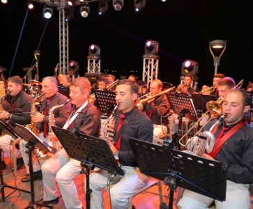Armen Aharonyan and State Jazz Orchestra of Artsakh