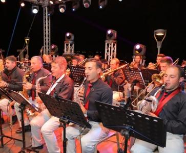 Armen Aharonyan and State Jazz Orchestra of Artsakh