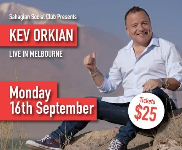Armenia Uncovered with guest appearance of Kev Orkian!