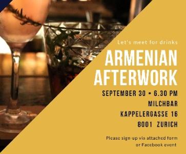Armenian Afterwork