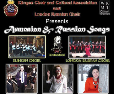 Armenian and Russian Songs