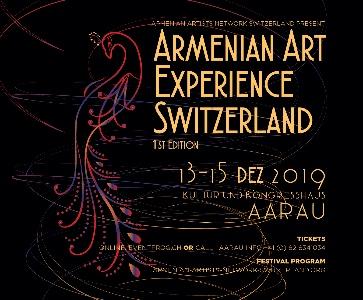 Armenian Art Experience Switzerland 1st Edition