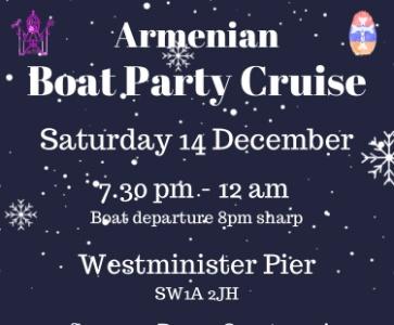 Armenian Boat Party