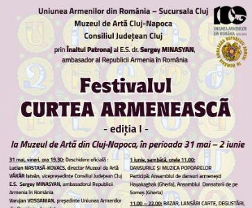 Armenian Court Festival