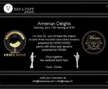 Armenian Delights