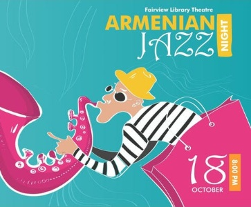 Armenian Jazz Night