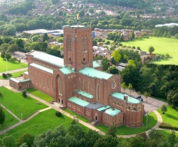 Armenian Liturgy at Guildford Cathedral