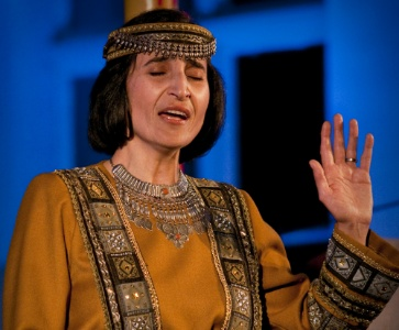 Armenian Lullabies and Lovesongs: A Workshop with Hasmik Harutyunyan