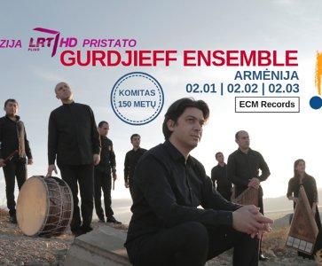 Armenian Music Concert at St. John Church in Vilnius, Lithuania