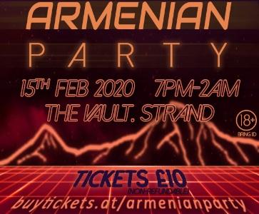 Armenian Party!