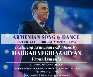 Armenian Song & Dance