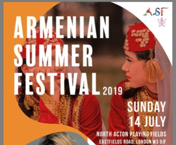 Armenian Summer Festival London 2019