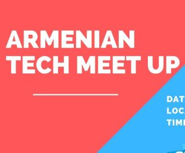 Armenian Tech Meet Up at CES 2020
