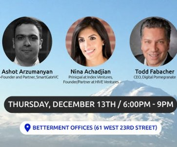 Armenian Venture Capital and Start-Up Ecosystem