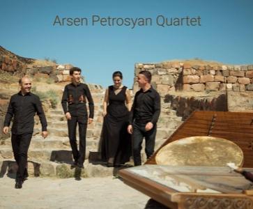 Arsen Petrosyan Quartet