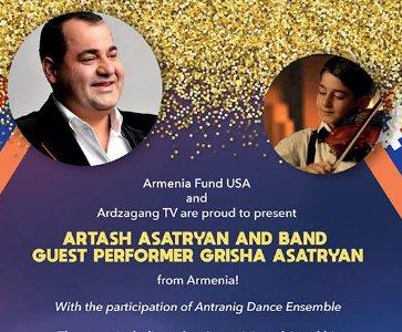 ARTASH ASATRYAN & BAND