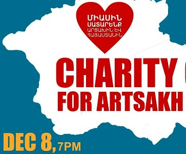 Artsakh Benefit Concert