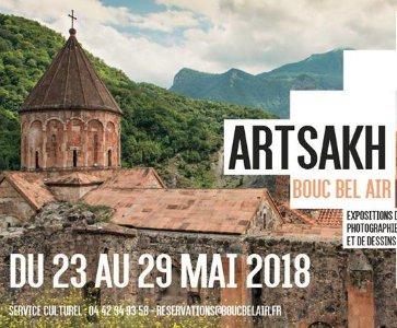 ARTSAKH, L'ÂME D'UN PAYS - EXPOSITION DE PHOTOGRAPHIES ET DE DESSINS