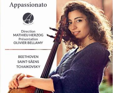 Astrig Siranossian et l'Ensemble Appassionato