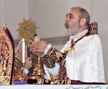 Badarak- Heilige Liturgie im Rahmen der Kölner Kulturtage