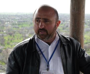 Begegnung und Gespräch mit Tatul Hakobyan