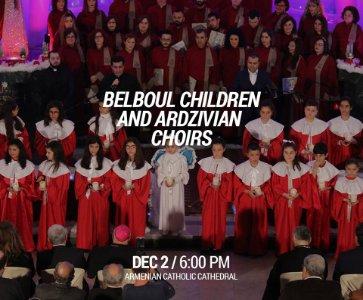 Belboul Children and Ardzivian Choir