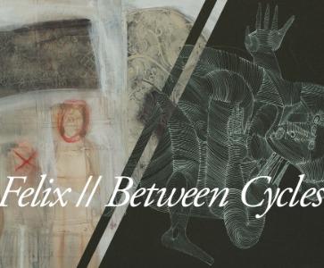 Between cycles openning of Felix Eghiazarian exhibition